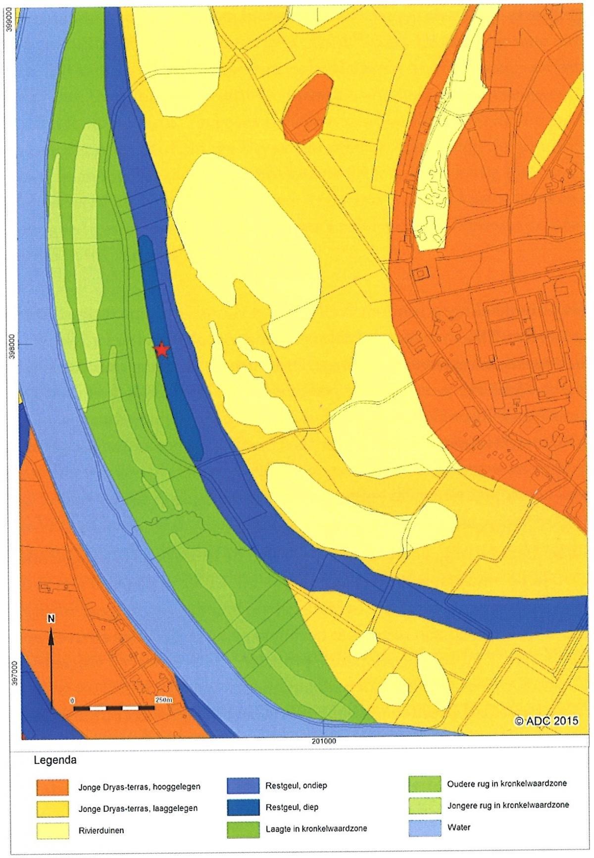 Geologie rondom het plangebied